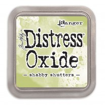 Distress Oxide Ink Shabby Shutters