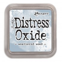 Distress Oxide Ink Weathered Wood