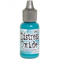 Recharge Distress Oxide Broken China