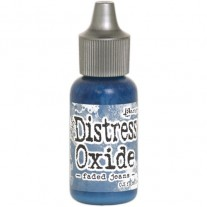 Recharge Distress Oxide Faded Jeans