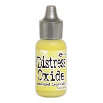 Recharge Distress Oxide Squeezed Lemonade