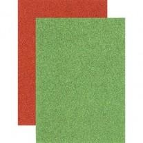 Idea-Ology Deco Sheets Holiday Glitter