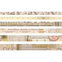 Tim Holtz Design Tape Remnants
