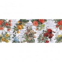 Tim Holtz papier pour collage Fleurs