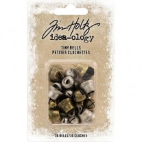 Tim Holtz Idea-Ology Clochettes