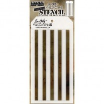 Tim Holtz Stencil Shifter Stripes