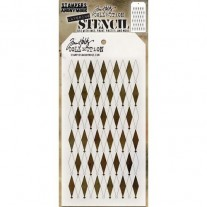 Tim Holtz Stencil Shifter Diamonds