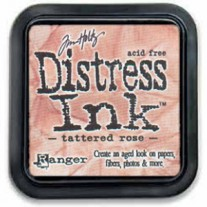 Distress Ink Tattered Rose