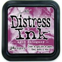 Distress Ink Aged Magohany