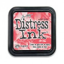Distress Ink Worn Lipstick