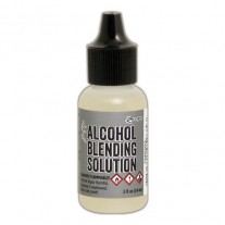 Alcohol Ink Blending Solution 0.5 oz