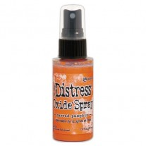 Tim Holtz Distress Oxide Spray Carved Pumpkin