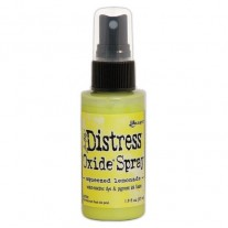 Tim Holtz Distress Oxide Spray Squeezed Lemonade