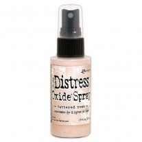 Tim Holtz Distress Oxide Spray Tattered Rose
