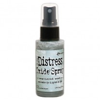 Tim Holtz Distress Oxide Spray Weathered Wood
