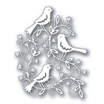 Tutti Designs Die Trio d'Oiseaux
