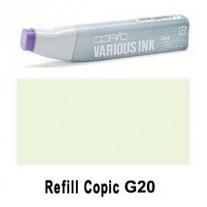 Wax White - G20 - 25ml