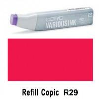 Copic Lipstick Red Refill - R29