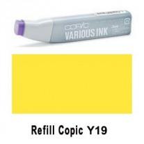 Napoli Yellow - Y19 - 25ml