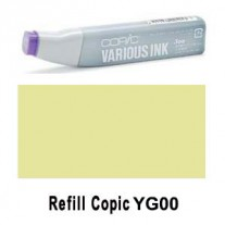 Copic Mimosa Yellow Refill - YG00