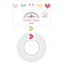 Doodlebug Washi Tape Mon Amour