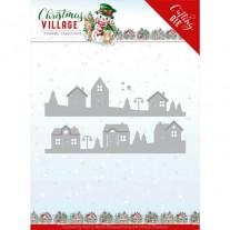 Yvonne Creations Die Village de Noël