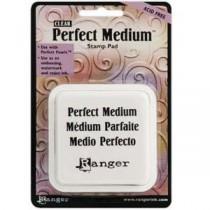 """Perfect Medium Stamp Pad 3""""X3"""""""