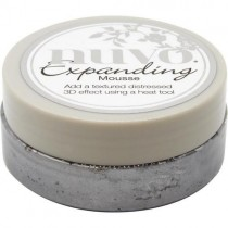 Nuvo Mousse Expensible Gray Matter