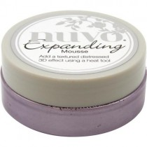 Nuvo Mousse Expensible Misted Mauve