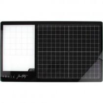 Tim Holtz Glass Media Mat pour gaucher
