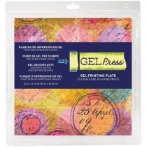 "Gel Press Gel Plate 12""x12"""