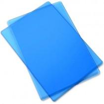 Sizzix Cutting Pads (2) bleu