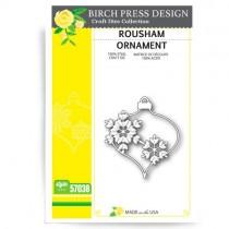 Birch Press Dies Boule de Noël Rousham