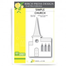 Birch Press Dies Église