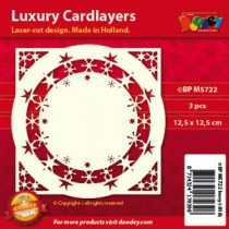 Card Layer Constellation Ivoire