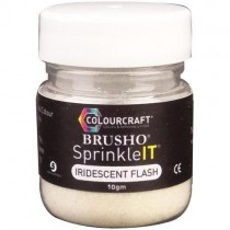 Brusho SprinkleIT Flash Irisé