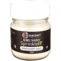 Brusho SprinkleIT Or Irisé