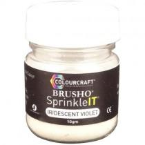 Brusho SprinkleIT Violet Irisé