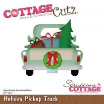 CottageCutz Die Pickup de Noël