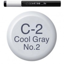 Cool Gray #2 - C2 - 12ml