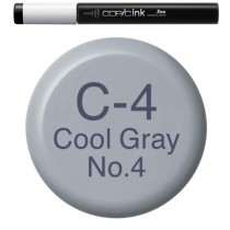 Cool Gray #4 - C4 - 12ml