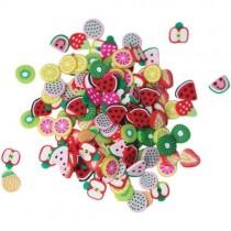 Dress My Crafts pièces pour Skaker Tranches de Fruits