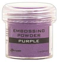 Poudre embossage Purple