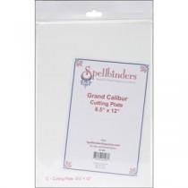 """Grand Calibur Cutting Plate 8.5"""" x 12"""" (Plaque C)"""