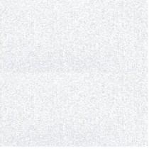 "Best Creation Papier Glitter 12""X12"" Blanc"