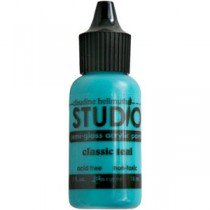 Claudine Hellmuth Mini Paints Classic Teal