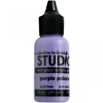 Claudine Hellmuth Mini Paints Purple Palette
