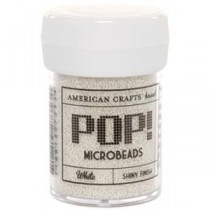 Microbeads Pop! Blanc cassé