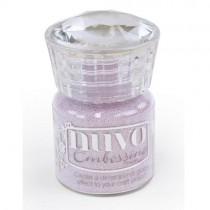 Nuvo Poudre embossage Lilas