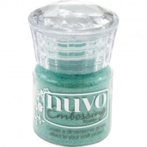 Nuvo Poudre embossage Ocean Sparkle